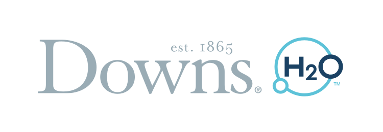 Downs H20 Logo